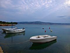 Remar con el corazn (Jesus_l) Tags: mar agua europa zadar croacia jesusl