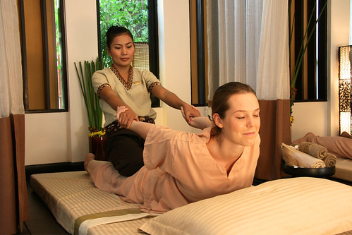 Classical Thai Massage by Tara Angkor Hotel, on Flickr