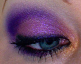 Smokey Purple EOTD 1