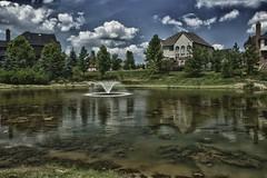 Man-made Pond