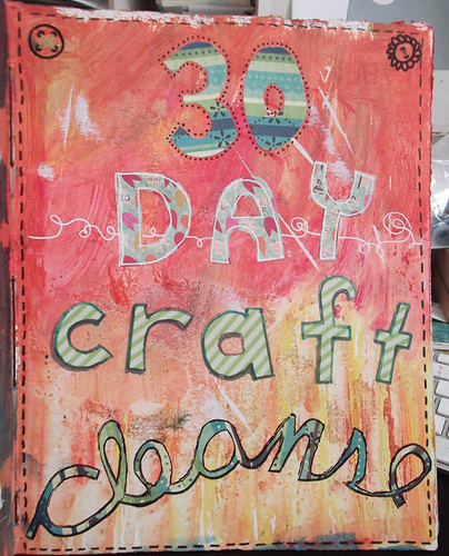 30 Day Craft Cleanse