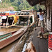 floating service station on the Kayan river