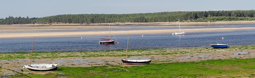 findhorn bay boats