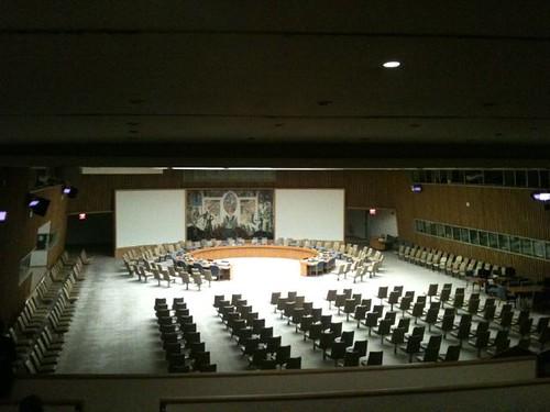 NSLC Visits UN Security Council