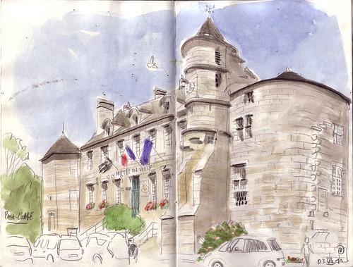 110703 château de Pont-l'Abbé