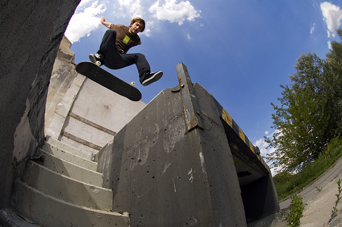 Christian Pietrzok - Switch Heelflip