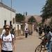 Ruelas de San Pedro de Atacama. Muitos turistas!