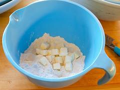 White Chocolate Fudge Pie