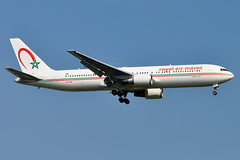 Royal Air Maroc (RAM) - Boeing 767-300ER - CN-ROW - John F. Kennedy International Airport (JFK) - June 27, 2011 2 081 RT CRP (TVL1970) Tags: airplane geotagged nikon aircraft aviation jfk boeing ram airlines ge 767 airliners alitalia jfkairport generalelectric leonardodavinci boeing767 kennedyairport b767 767300 gp1 d90 767300er johnfkennedyinternationalairport b763 royalairmaroc cf680 boeing767300 cf6 jfkinternational kjfk nikond90 nikkor70300mmvr 70300mmvr themounds boeing767300er generalelectriccf6 767343er eicrl nikongp1 cf680c2b6f cnrow 767343