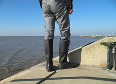 Aigle Gummistiefel (Nordsee2011) Tags: rubberboots gummistiefel rainboots regenstiefel sailingboots segelstiefel