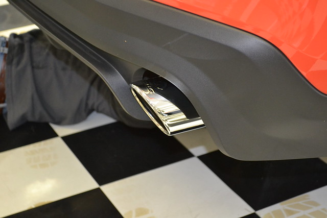 2012 Boss 302 Exhaust Install