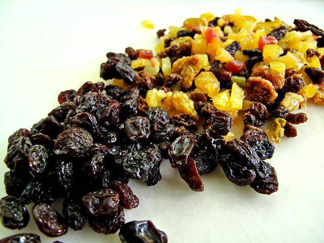 IMG_1162 Raisins and mixed fruit