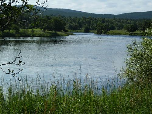 River Spey, Grantown