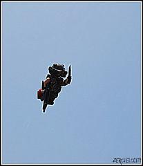 Leap of Faith~ (ZeroVelocity) Tags: by lego custom velocity zero junkie minifigure