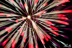 Abstract Explosion (Nick Benson Photography) Tags: red sky white holiday abstract motion blur color colour art colors night work magazine lens fun fire photography us photo moving movement nikon focus long exposure published experimental day colours display fireworks connecticut united release 4 nick explosion decoration creative cyan violet experiment 4th july ct firework falls nb celebration nicholas telephoto surprise shutter works states extended held burst nikkor dslr independence popular benson deco celebrate beacon explode hold explosive publication focusing 55300 55300mm d7000