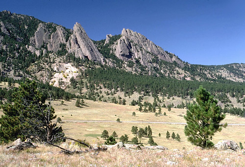 Photo - View from NCAR