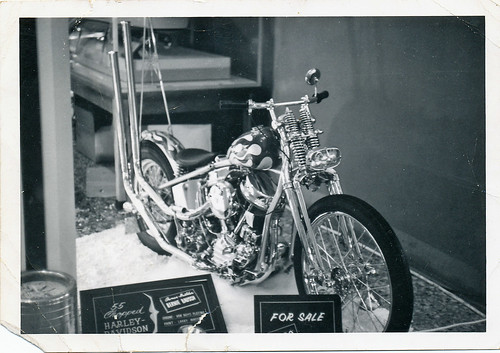 1960s Chopper by KID DEUCE