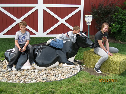 7/14/11: Fair Oaks Farm, Indiana