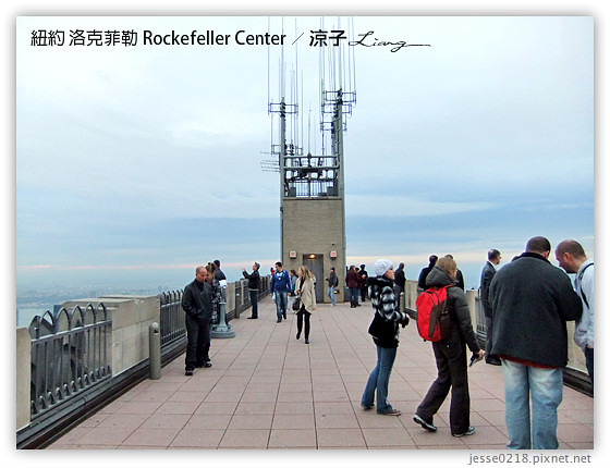 紐約 洛克菲勒 Rockefeller Center 18