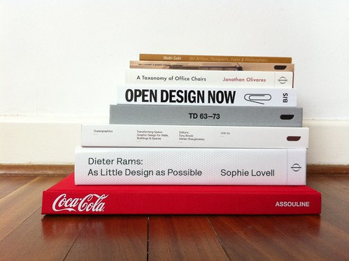 Recent design books