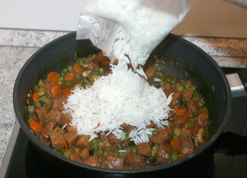 35 - Reis dazu geben