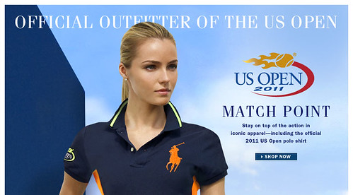 2001 US Open  Polo Ralph Lauren collection c9b63831b3