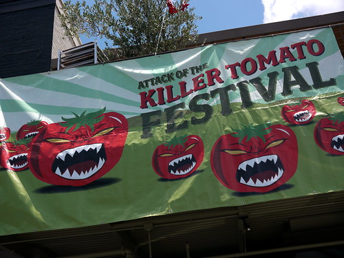 Atlanta's Attack of the Killer Tomato Festival