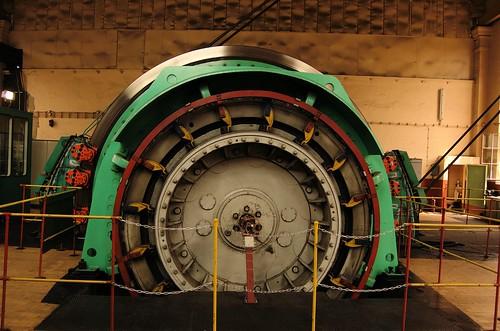 65 Maszyna wyciągowa / Elevator engine