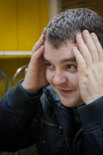 Санёк Беспалов