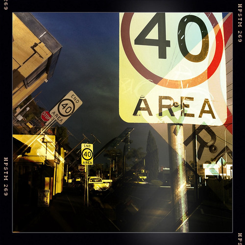 40km/hr area. Day 238/365.