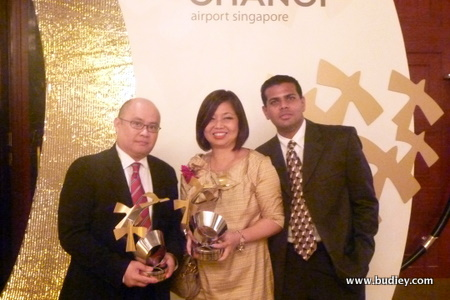 Changi Airline Awards 2011