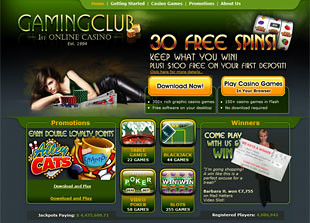 Gaming Club 1 Casino Home