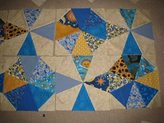Kaleidoscope Block Layout