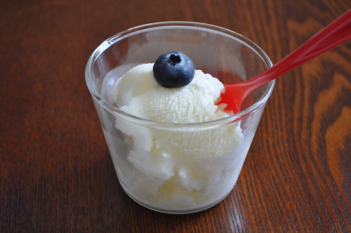 milk icecream