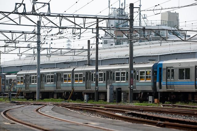 京王電鉄井の頭線3000系3029F デハ3079 デハ3129 廃回