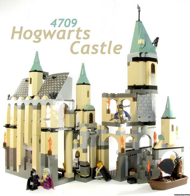 Review 4709 Hogwarts Castle Lego Licensed Eurobricks Forums