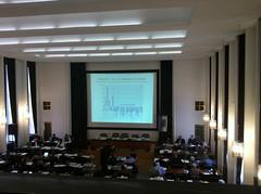 17. Ratssitzung der Stadt Bochum: Einbringung des Haushalts 2012