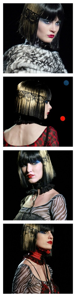 betsey johnson hair aw11