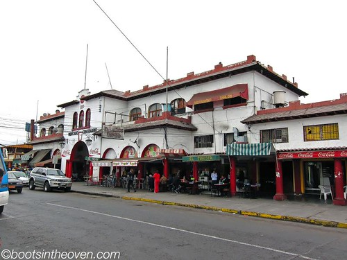 Mercado Centenario, Facade