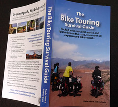 The Bike Touring Survival Guide - Print Copy