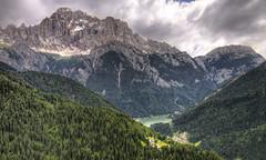 Dolomiten  - Lago d'Alleghe
