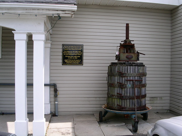 Joseph's Estate Wines - July 2011 - NiagaraWatch.com