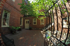 DSC_0025 (Putneypics) Tags: brick boston massachusetts courtyard historic federal 1796 charlesbullfinch harrisongrayotis otishouse putneypics