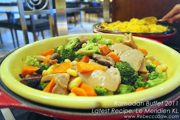 Ramadan Buffet - Latest Recipe, LE Meridien-26