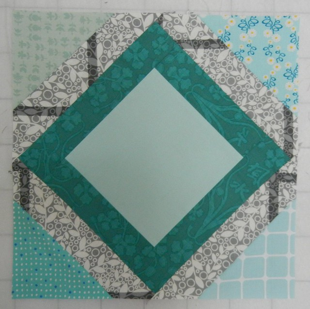 Block #4: Flowering Garden Path