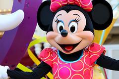 Mickey's Soundsational Parade (heytherejere) Tags: disneyland disney parade minniemouse disneycharacters disneycastmembers disneyparks soundsational mickeyssoundsationalparade mickeystrikesuptheband