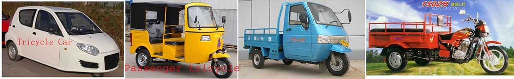 Assemble tricycle series:Passenger tricycle,freight tricycle,electric power tricycle.....