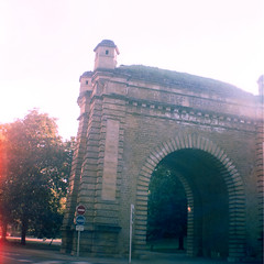 Porte Serpenoise