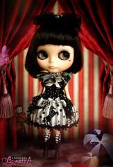 Circus at Night - by Princess Bonetta