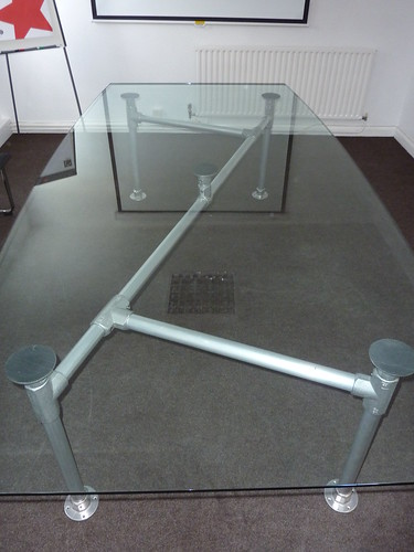 How To Build Your Own Custom Conference Table Simplified Building - Custom glass conference table